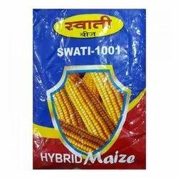 Hybrid Swati Maize Swati 1001, Packaging Size: 4 Kg