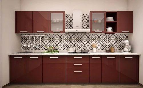 Straight Kitchen Design Service Kitchen Designing Services Lario Kitchen Unit Of Lakshmi Groups Chennai Id 19275374130