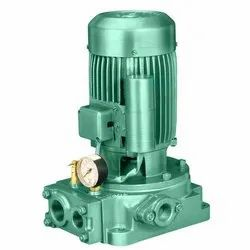 Stainless Steel 300 Bar Jet Pumps, Automation Grade: Automatic, 5 Hp