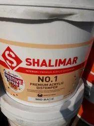 Shalimar Acrylic Distemper