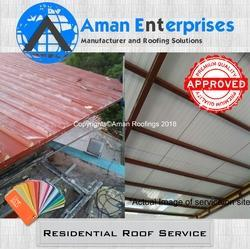 Residential Roof Service