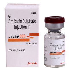 Jacin-500 Inj
