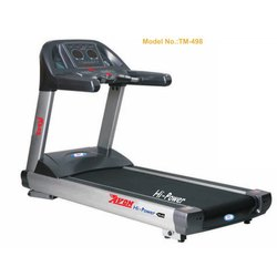 TM 498 Luxury Commercial A.C. Motorized Treadmill
