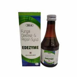 Fungal Diastase And Pepsin Syrup (Edezyme)