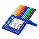 Multicolor Staedtler Ergosoft 158 Triangular Jumbo Coloured Penci
