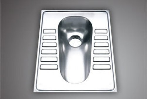 STAINLESS STEEL INDIAN TOILET SHEET