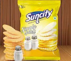 Suncity Simply Salted Potato Chips