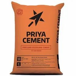 FMCS Certification for Portland Pozzolana Cement Flyash Based
