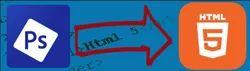 PSD To HTML5 Service