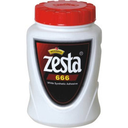 Zesta 666 White Synthetic Adhesive, 1 Kg