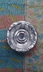 Disposal Silver Paper Bowl, For Event and Party Supplies, One Side