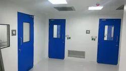 Pharmaceutical Modular Clean Room