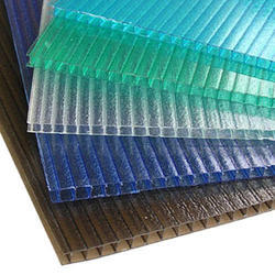 Water Proof  Multiwall Polycarbonate Sheet