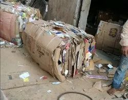 Waste Paper Box Material