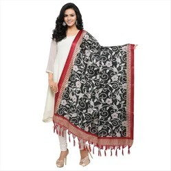 PR Fashion, New Printed Silk Dupatta
