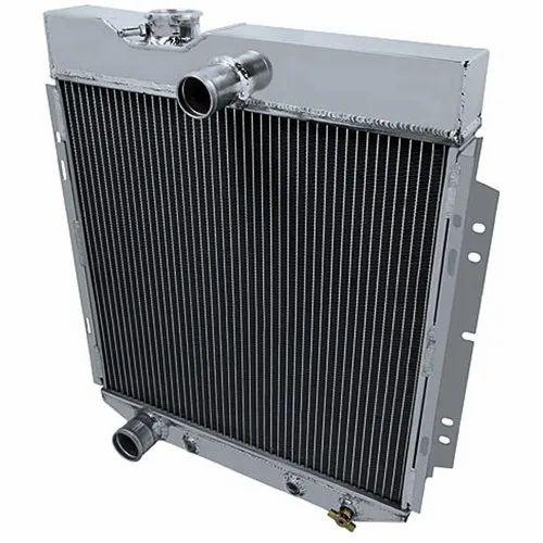 Screw Compressor Oil Cooler