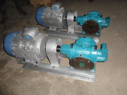 External Gear Oil Pump for Refinery