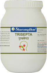 Sharangdhar Trisepta 600T (Economy Pack)