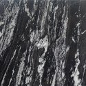 Polished Indian Black Markino Granite, For Flooring, Slab