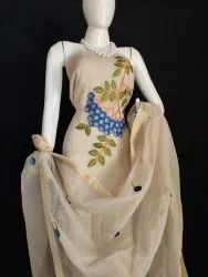 Straight Suit As Shown Kota Suits With Embroidery