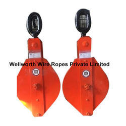 Wire Rope Sheave Pulley Block