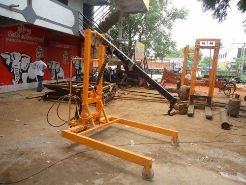 Portable Floor Crane At Rs 52000 Piece Floor Cranes