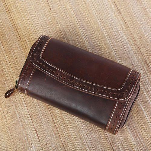 01b925bcea6 Beautiful Designed Genuine Leather Women Wallet