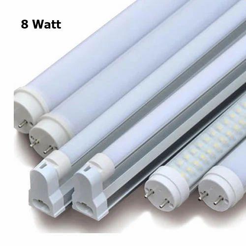 8 Watt LED Tube Light at Rs 175 /piece | Gourav Roshni LED ...