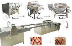Automatic Chikki Making Plant
