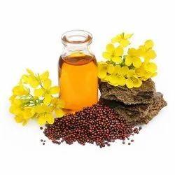 Organic Mustard Oil, Packaging Type: Plastic Bottle