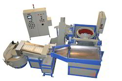 Faster Deburring & Polishing Machine