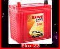Eco 22 Exide Battery