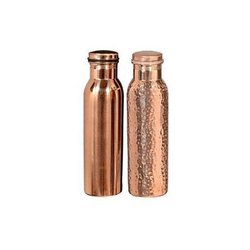 Ashoka Copper Twin Bottle