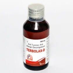 Anti Tussive Anti Altergic Decongestant Syrup