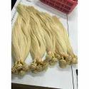 Blonde  Machine Weft Hair