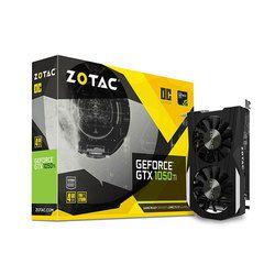 ZOTAC GeForce GTX 1050  4gb DDR5 Gaming Card