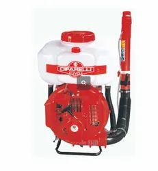 Hdpe Mist Dust Sprayer (Petrol) Cifarelli-Md-512, For Spraying