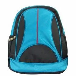 Zipper Polyester College Bag