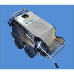 Diesel Hot Water Jet Cleaner Machine