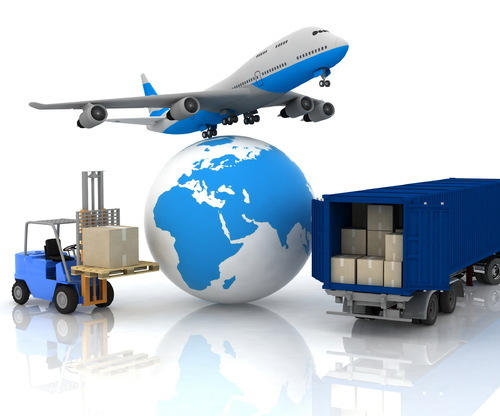 Air And Sea International Cargo Service, By Sea And By Air, India
