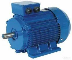 ABB Standard Industrial Induction Motor, Voltage: 220v To 460 V, IP Rating: IP55