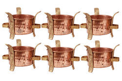 Traditional Copper Food Warmer
