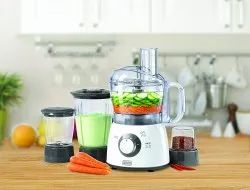 Black Decker Food Processor BXFP4001IN