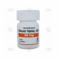 Riluzole Tablets USP