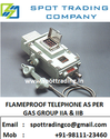 Flameproof Telephones