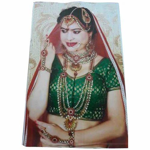 Heavy Bridal Jewellery Set