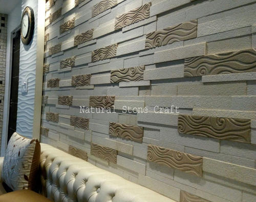 Natural Stone Elevation Tiles : Elevation tiles design for home homemade ftempo