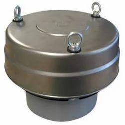 Silo Pressure Safety Valve