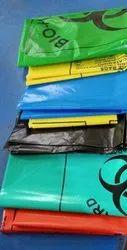 Bio Hazard Garbage Bag