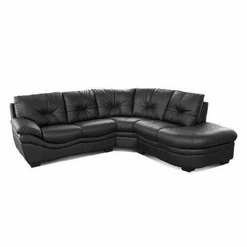 Leather Modular Sofa Contemporary
